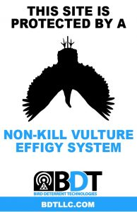 Deter Vultures from Airports and Towers